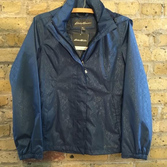 b5d096c7ad30 Eddie Bauer Rain Jacket XS (fits like a size S)